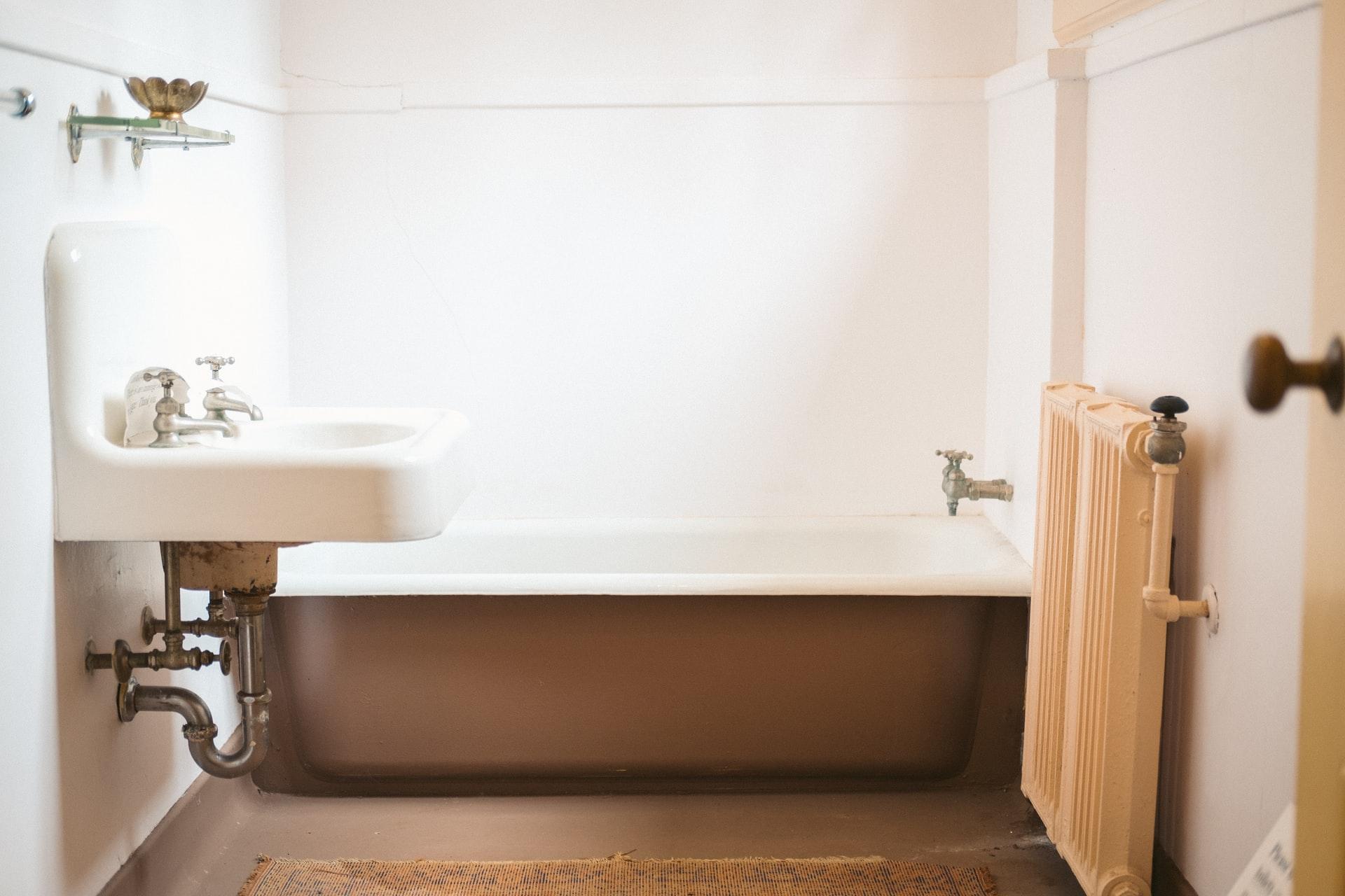 remove bathtub drain | Bathtub Refinishing | Remodel a Bathroom | Toms River NJ